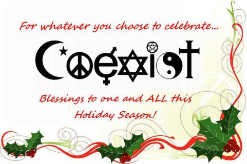 coexist-holiday