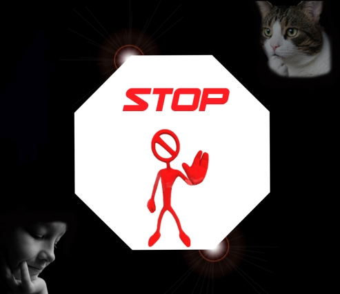 For Website stopsign