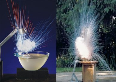 reaction-explosion-of-alkali-metals-with-water