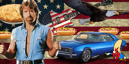 america-collage