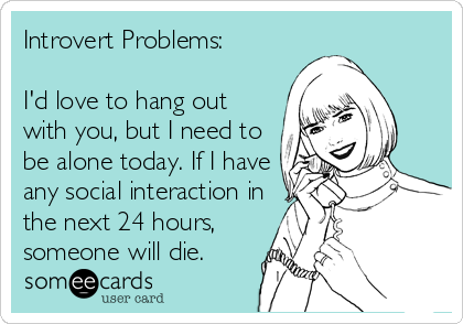 introvert2bproblems