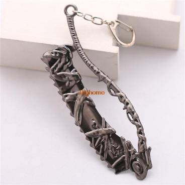bbe3005-online-game-product-bloodborne-ps4-alloy-high-quality-pendent-men-women-jewelry-charm-keychain