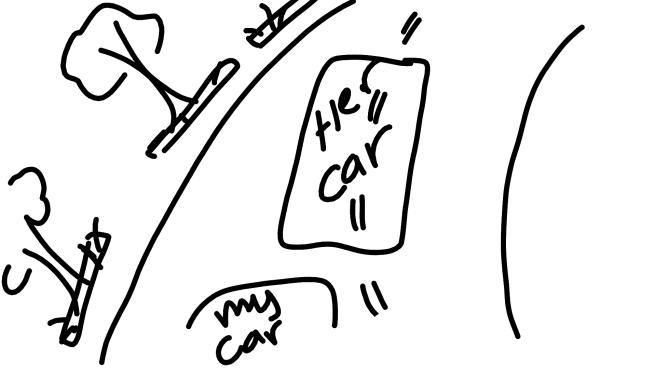 Her car
