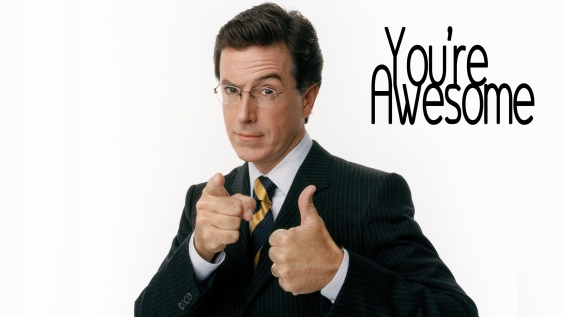 youre-awesome-stephen-colbert-graphic-share-on-facebook