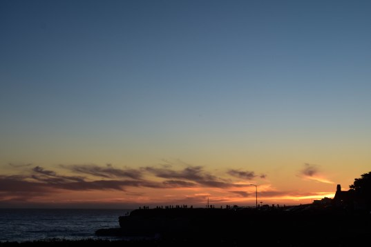 Sunset in Santa Cruz-0092